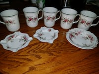 Royal Albert Lavender Rose China Maple Ridge, V2X 5T4