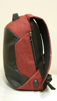 LARGE BURGUNDY BACKPACK (please view all photos) Arlington, 22204