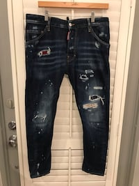 New year Limited offer BRAND NEW DSQUARED Size 32 US Paris, 75011