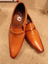 Mustard Stylish Q Formal Shoes For Men ISLAMABAD