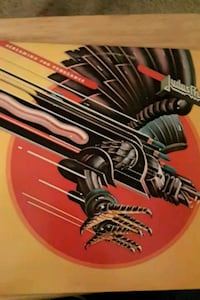 "Judas Priest ""Screaming for Vengeance"" vinyl album La Plata, 20646"