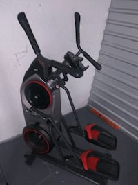 Very nice used Bowflex Max trainer M5 and and Paradigm Ironman inversi