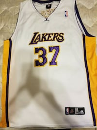L.A Lakers officially licensed jersey