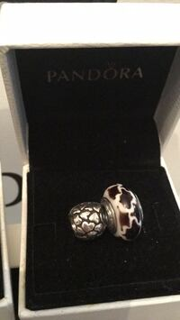 Authentic Pandora Charm Set  Toronto, M4W 3H7