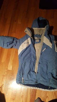 Columbia jacket Montreal