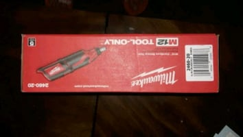 milwaukee M-12 rotary tool only