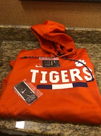red and white Adidas pullover hoodie Spartanburg, 29301