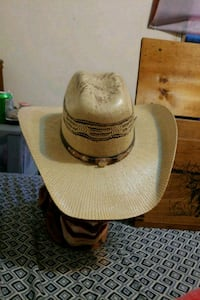 Cowboy hat size 6 and 7/8ths Wolcottville, 46795