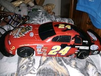 red and black RC car Ashley, 18706