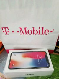 NEW Iphone X 64gb T-Mobile  Poway