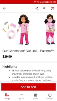 """Our Generation """"Paola Veterinarian"""" Tampa, 33635"""