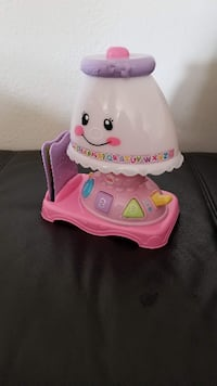 Fisher-Price Laugh & Learn My Pretty Learning Lamp Milpitas