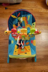 Fisher-Price Infant to Toddler Rocker. Scotch Plains, 07076
