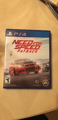 Need for speed payback ps4 game  Selden, 11784