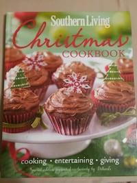 This is a Cook Book by Southern Living  1183 mi