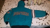 Miami Dolphins Youth Jacket Flower Mound