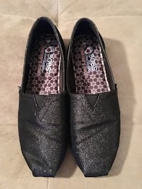 pair of black Bobs loafers Cambridge, N1S 3S6