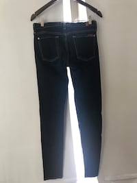 7 for all mankind skinny jeans, blue, size 28 40 km