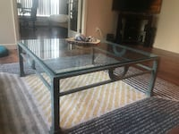 Glass coffee table Vancouver, V5S 4P6