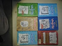 6 Diary of a Wimpy Kid Books Joplin, 64801