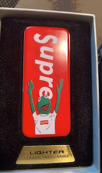 Supreme Rechargeable Lighter