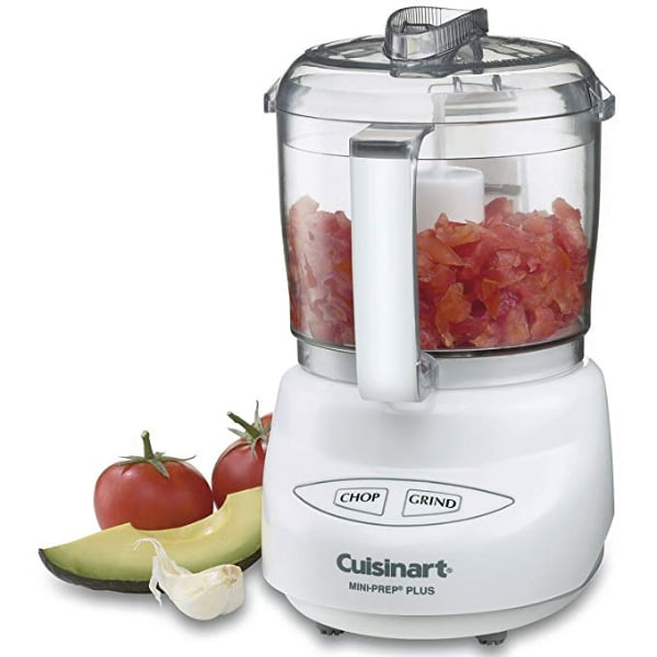 Cuisinart DLC-2AC Mini-Prep Plus Processor, White 1