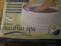 Remington Deluxe Paraffin Spa Welland, L3B 6C4
