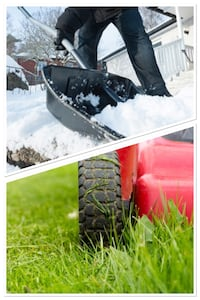 Lawn mowing, shovelling and more! London