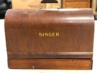 1930's Singer Antique Sewing Machine Cambridge, N1R 7B6