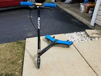 black and blue kick scooter Bolingbrook, 60490