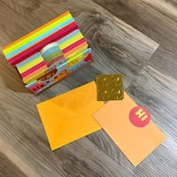 Greeting Note cards & Envelopes (Papyrus)  Indianapolis, 46204