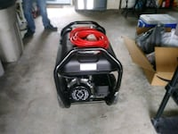 black and red portable generator Germantown, 20874