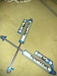 Rear shocks from a 2017 Ford Raptor  Cleveland, 37312