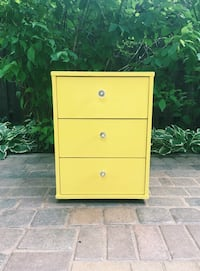Yellow IKEA dresser Richfield, 55423
