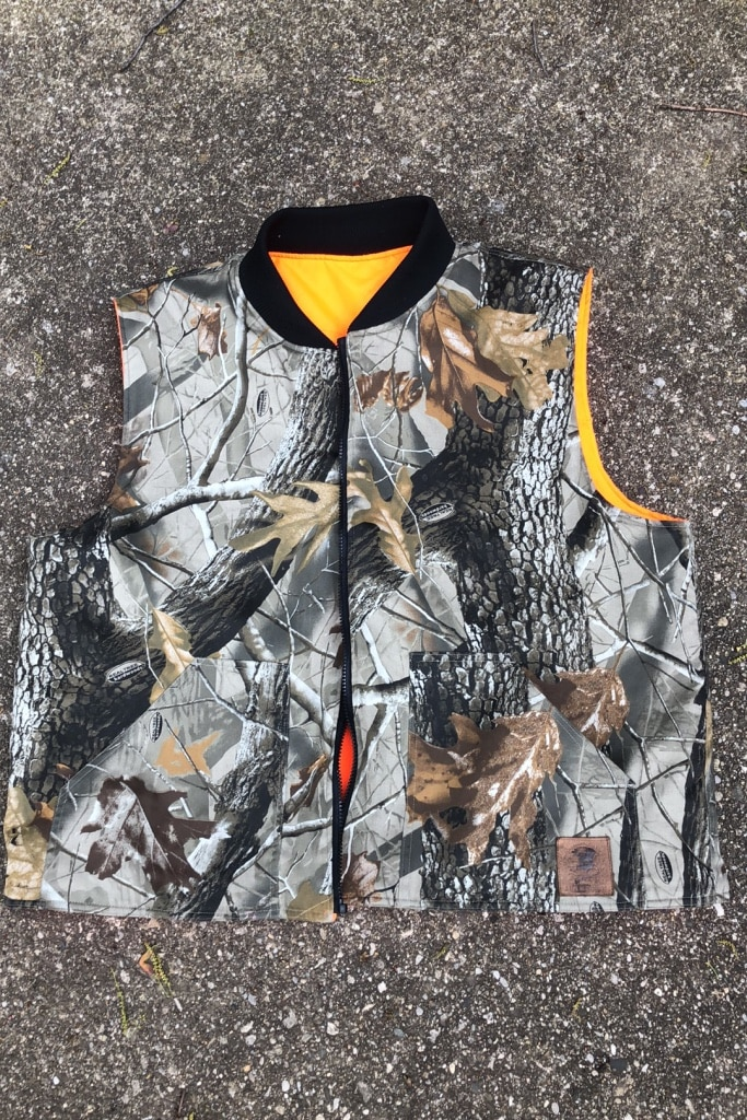Photo North American Hunting Club: Vest (RealTree/Blaze Orange) - Size: 2XL