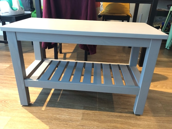 Marvelous Ikea Bench Gray Machost Co Dining Chair Design Ideas Machostcouk