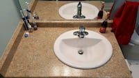 Bathroom sink and faucet Wasaga Beach, L9Z