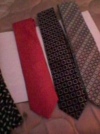 $ High End Fashion &Italian  Hand Made Dress Ties$ Glen Burnie, 21060