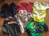 Size 3T Toddler's shirts long sleeves College Park, 20740