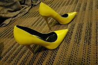 Yellow heels Fairfax, 22033