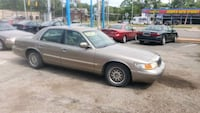 2002 Mercury Grand Marquis Detroit