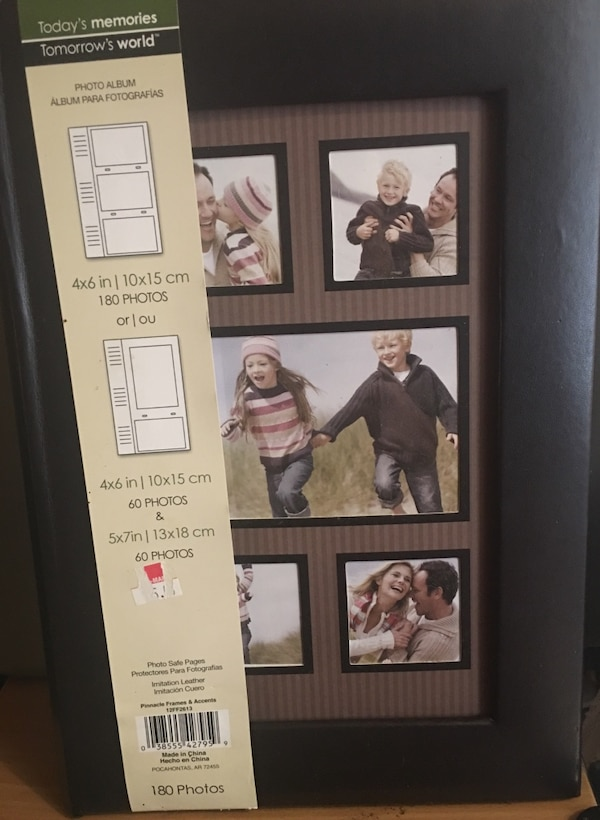 Used Todays Memories Tomorrows World Photo Frame For Sale In