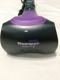 Thumper mini pro 2  for massage like new  Reston, 20190