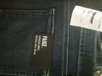 Nordstrom Paige skinnys size 33 Calgary, T3L