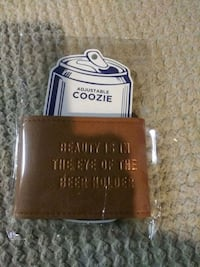 Adjustable Coozie New  Kirkville, 13082