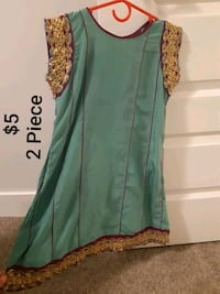 $5 Girls Pakistani/Indian dress 2pc London, N6G 0G4