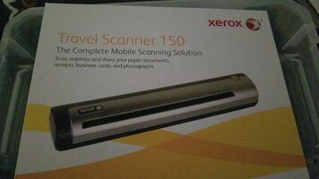 Document, photo scanner