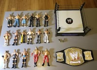 WWE - Wrestlemania Collection Oakton