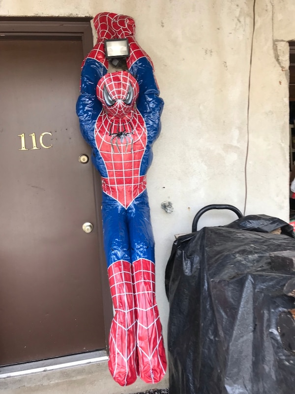 Spider man inflatable