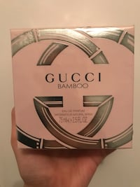 Gucci Bamboo Eau de Parfum Natural Spray Vaporisateur 75 mL